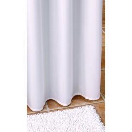 Zasłonka 180x200 SIMPLE Weiss