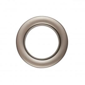 Universal circle eyelet platinum