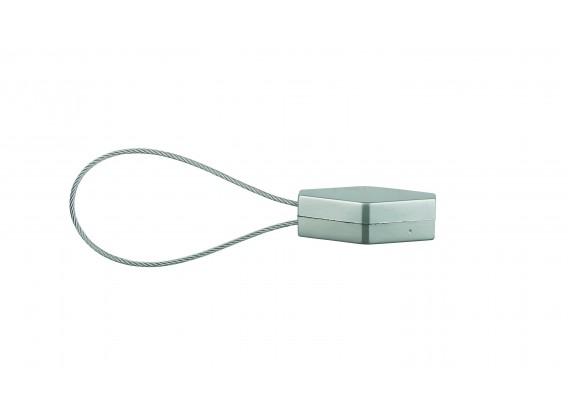 Klips magnetyczny TRIO długi złoty antyczny
