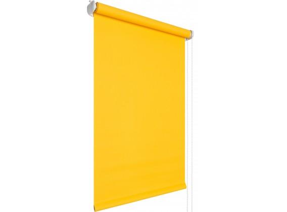 Roleta Classic - ciemny żółty 608